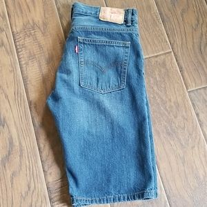 Levi's 505 shorts Men's size 29